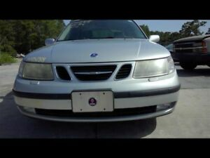 Driver Front Seat Vin E 4th Digit Bucket Leather Fits 99 10 Saab 9 5 675619