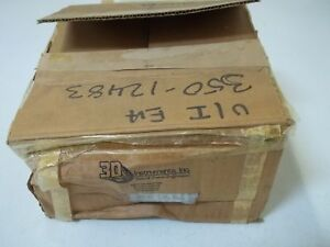 3d Instruments Inc 25544 22b54 Gauge 0 60 as Pictured new In Box
