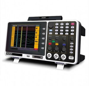 Owon Digital Oscilloscope 100mhz 1gs s 500ms s 7 8 Lcd Mso7102t 100mhz