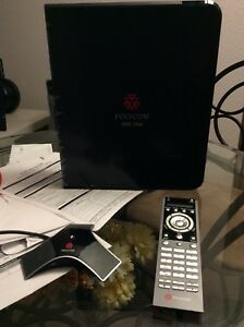 Polycom Hdx 7000 Hd Video Conferencing System used