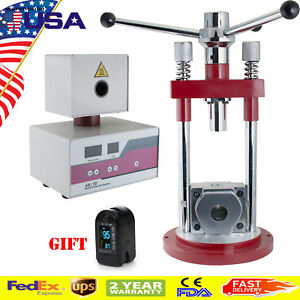 Dental Flexible Invisible Denture Injection System Press Machine oximeter Gift