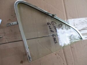 D s 1937 1941 D s Cadillac Oldsmobile Buick Gm Vent Wing Window Lasalle Era 5