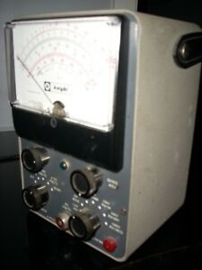 Vintage Allied Radio Knight Test Meter works
