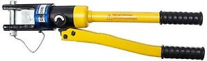 16 Ton Hydraulic Wire Crimping Tool Set Battery Cable Terminal Lug 11 Die Cutter