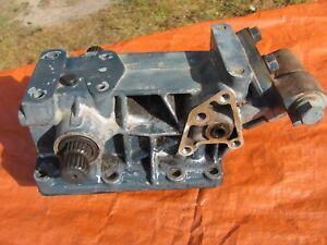 Kubota B7100d Rockshaft Assembly Pn 66611 12510 B6100 And Others