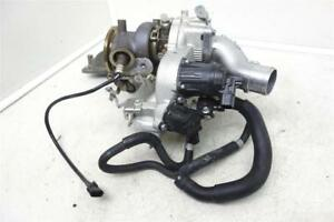 2017 Nissan Sentra Turbo Turbocharger 1 6l 14411 bv86a