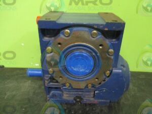 Tb Woods Wrv 100 0004 Gear Drive as Pictured slight Crack New No Box