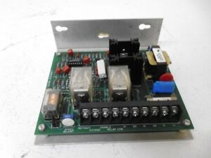Lantech P 011318 Relay Board Used