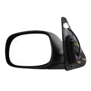 Folding Power Heated Side View Mirror Driver Left Lh For Tundra Sequoia Truck