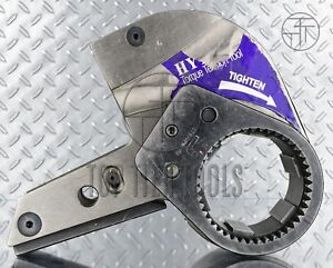 Hytorc Stealth 8 6 Nut Driver Link Hex Cassette Hydraulic Torque Wrench