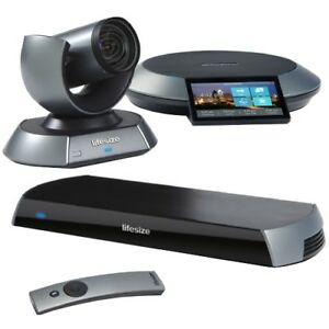 Lifesize Icon 600 Video Conferencing Camera Conference Phone 1000 0000 1161