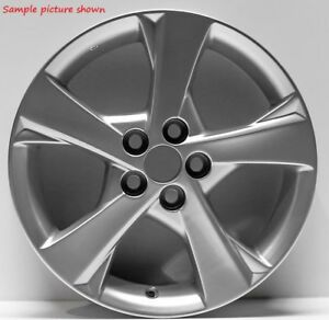 1 New 16 Alloy Wheels Rims For 2011 2012 2013 Toyota Corolla Matrix 9114