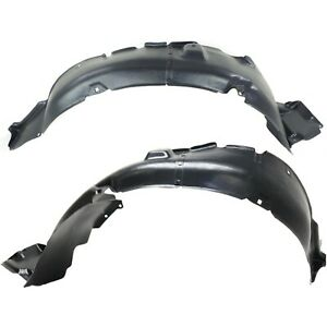 Fender Liner For 2005 2006 Hyundai Tiburon Front Left Right Side Set Of 2