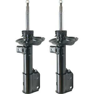 Shocks For 2010 2013 Mercedes Benz Glk350 Front Lh And Rh