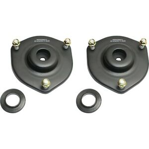 Shock And Strut Mount For 1997 2002 Mitsubishi Mirage Front Left And Right Side