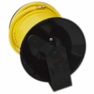 New Pvc Hose Reel Air Scroll Tracheal Reel Manual Reel Reeler Free Shipping
