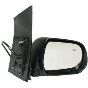 Power Mirror For 2013 2017 Toyota Sienna Passenger Side Heated Paint To Match