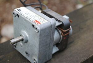 Automated Batting Dayton Model 2z806 Gear Motor 6 6 Rpm 1 29 Hp 115v 1mbf5 New