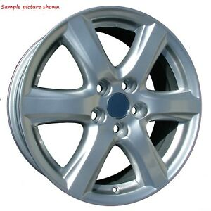 1 New 17 Alloy Wheels Rims For 2007 2008 2009 2010 2011 Toyota Camry 9123