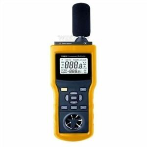 All New 6 In 1 High accury Multifunction Digital Environment Tester Meters