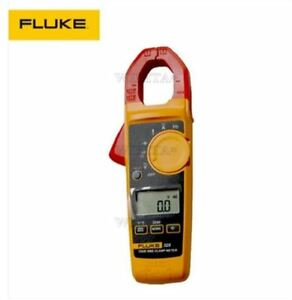 Clamp Meter 400 0 A 40 00 A With Soft Carrying Case Fluke 325 True rms Ax