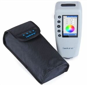 New Professional Colorimeter Color Difference Meter Wr18 Ob