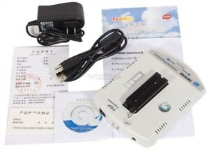 8 Pin For Mcu And Eproms Programming Top3100 4s Usb Universal Programmer