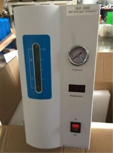 High Purity Hydrogen Gas Generator H2 0 300ml 110 Or 220v
