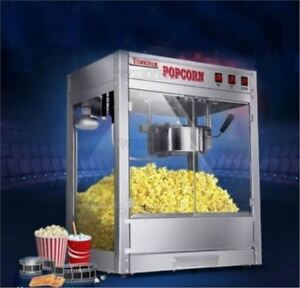 Popcorn Maker Good Quality Popular Popcorn Machine Commercial Popcorn Machine Tw