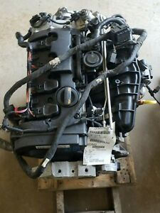 2008 Vw Passat 2 0 Engine Motor Assembly 76 591 Miles Turbo Bpy No Core Charge