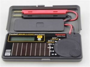 Brand New Solar Battery Dmm 0 7 Sanwa Ps8a Pocket Size Multimeter Ox