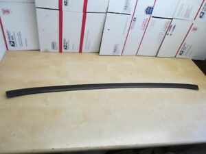 Interior Back Glass Trim Top Upper 1967 1968 Chrysler Imperial 68ci2 a5