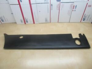 Lower Dash Pad Original Black 1967 1968 Chrysler Imperial 68ci2 4m2 ll
