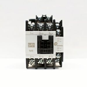 Shihlin Magnetic Contactor S p21 3a1a1b Coil 220v