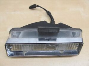 Turn Signal Lamp Light Lense Housing Assm Rh 1968 Chrysler Imperial 68ci2 1t2