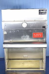 Germfree Lab Fume Hood Biohazard Safety Cabinet 2 foot With Warranty