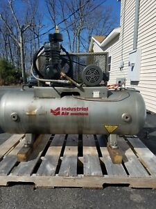 5 Hp 2 Stage Air Compressor 230 Volt 3 Phase