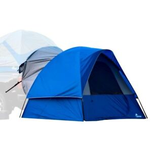 Sportz Link Ground 4 Person Tent Connects To Napier Truck Tents Camping 51000