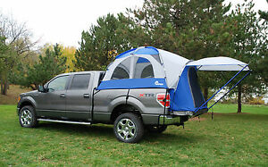 Napier Sportz Truck Tent For Chevrolet 8 Foot Full Size Long Bed Camping 57011