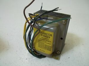 Stancor P 6429 Filament Transformer used
