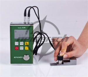 Portable Leeb332 Ultrasonic Thickness Gauge Metal Shell New