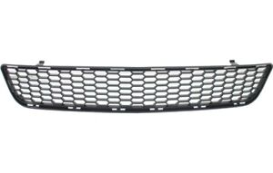 New Front Bumper Lower Grille Black Fits 2011 2014 Chevrolet Cruze W Rs Package