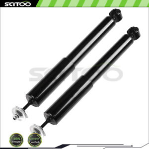 Rear Set Shocks Absorber For 2008 12 Chevy Malibu 2005 10 Pontiac G6 Saturn Aura