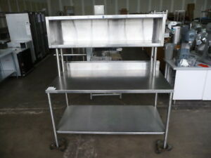 Used Stainless Steel Work Table 5 X 30