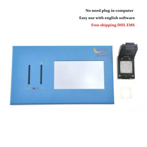 Naviplus Ic Chip Programmer 32 64bit Pro3000s For 5s 6 6 For Ipxd Bypass Icloud