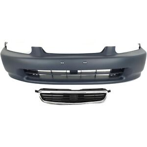New Auto Body Repair Kit Front Sedan For Honda Civic 1996 1998