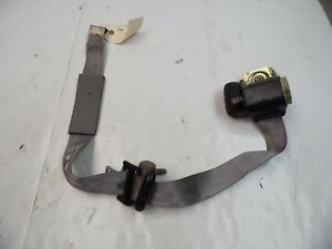 Oem 2000 Ford F 150 Extended Cab Rear Passenger s Side Seatbelt Retractor Gray
