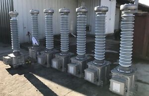 Capacitor Voltage Transformer 138kv Trench Limited
