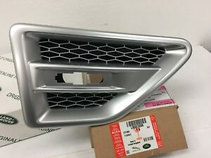 New Land Rover Lr2 Air Inlet Grille Right Lr001658 Genuine Land Rover