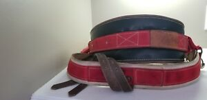 Weaver 1035 Lg Climbing Saddle Belt Pre Owned
